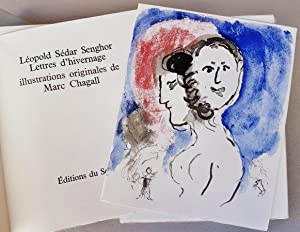 Lettres d'hivernage: Chagall Marc -