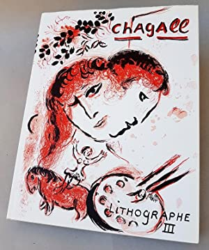 Chagall lithographe III: CHAGALL - CHARLES