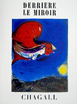Derriere le miroir by chagall abebooks for Derriere le miroir