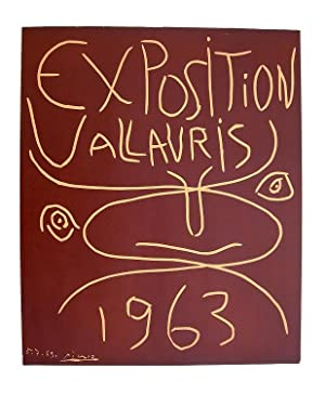 Exposition Vallauris 1963