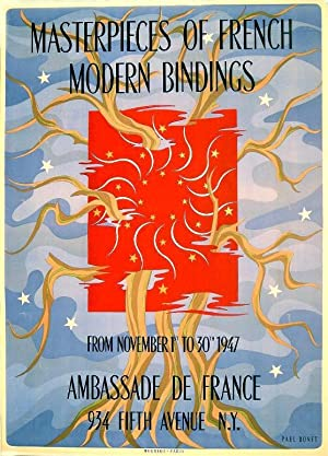 Masterpieces of French Modern Binding