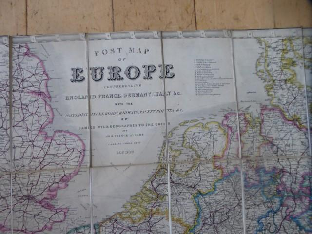 Map Of England France And Italy.Post Map Of Europe Comprehending England