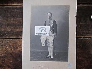 Ronaldshay. Fine Vintage Photographic Portrait of Lawrence: Johnston & Hoffmann