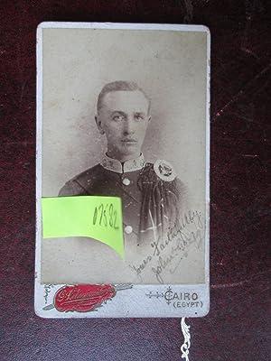 Seaforth Highlanders, Ross-shire Buffs, 72nd Regt. A Signed Carte De Visite Portrait of John Gregg ...