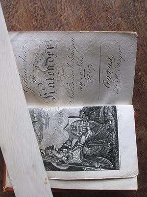 Gothaischer Kalender Zum Nutzen Und Vergnugen Auf Das Jahr 1807