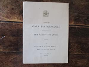 Festival Gala Performance in the Presence of