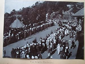 King George V's Proclamation, Simla 1910