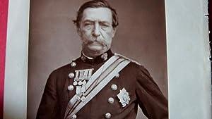 General Sir Robert Napier, Later Lord Napier of Magdala, G.C.B., GC.S.I. An Original Photograph of ...