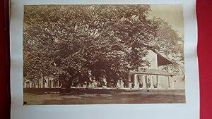 Penang. Group of Photographs Circa 1880-90 Showing: Brown of Longformacus