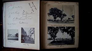 Delhi Coronation Durbar 1903. A Personal Visitors Book with Photographs kept By a Member of the ...
