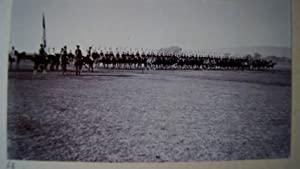 Parade of the Alwar Brigade Lancers Before the Viceroy of India, Lord Minto, During a Formal Visit ...