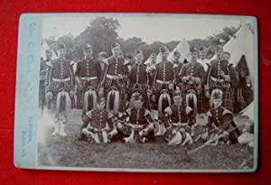 Seaforth Highlanders. The Drummer Boys and Pipers Cadet 3rd Volunteer Battalion .