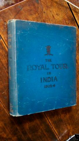 THE ROYAL TOUR IN INDIA. A Record: Reed, Stanley