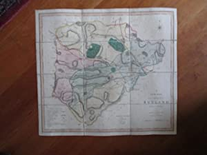 A New Map of the County of Rutland Divided Into Hundreds . Jnauary 6th 1804, 2nd Edition Correcte...