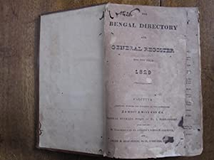 The Bengal Directory and General Register for the Year 1829