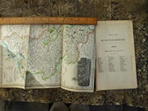 Directory of Buckinghamshire with Folding Coloured Map. The 1844 Edition of Pigot & Co's National...