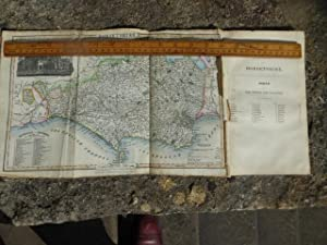 Directory of Dorsetshire with Folding Coloured Map. The 1844 Edition of Pigot & Co's National and...