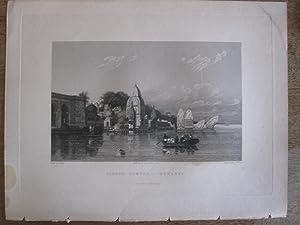 Hindoo Temple - Benares: Elliot, Capt R, RN