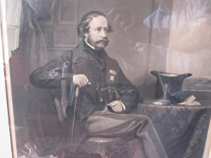 Mezzotint Portrait of Major General Sir Arthur Wellesley Torrens, K.C.B.: Torrens, Lt-Col, 23rd ...