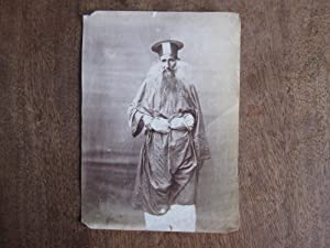 An Amir of Sind, India. An Original Vintsge Photograph of the 1860s: Tanner, Henry Charles ...
