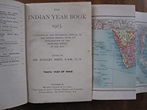 The Indian Year Book 1923. a Statistical and Historical Annual of the Indian Empire, with an ...
