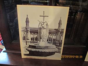 Fort William & Red Road, Calcutta. Original Vintage Photograph Circa 1900: Unknown Photographer