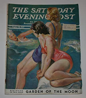 Summer Moonshine Part 6 of 8, in The Saturday Evening Post, Aug 1937