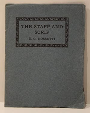 The Staff and Scrip (Inscribed to Harold Adams from Samuel Looker: Richard Jefferies Interest)