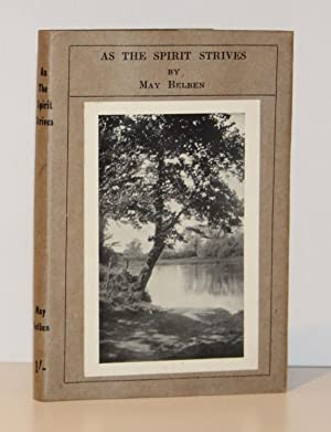 As The Heart Strives (May Belben's Copy)