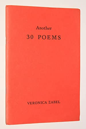 Another 30 Poems