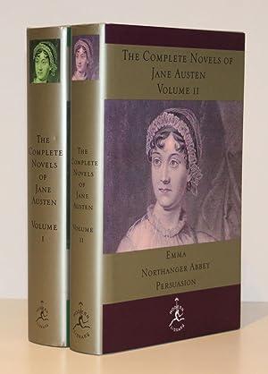 The Complete Novels of Jane Austen. Volume: Austen, Jane