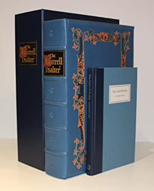 The Luttrell Psalter (Folio Society Limited Edition)