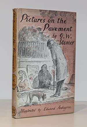 Pictures on the Pavement: Illustrated by Edward Ardizzone (First Edition)