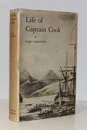 Life of Captain Cook [Signed First Edition]