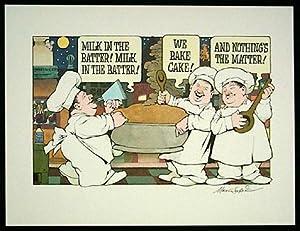 In the Night Kitchen: Bakers: SENDAK (Maurice)