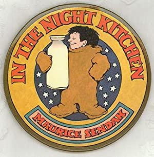 IN THE NIGHT KITCHEN Promotional Button: SENDAK (Maurice):