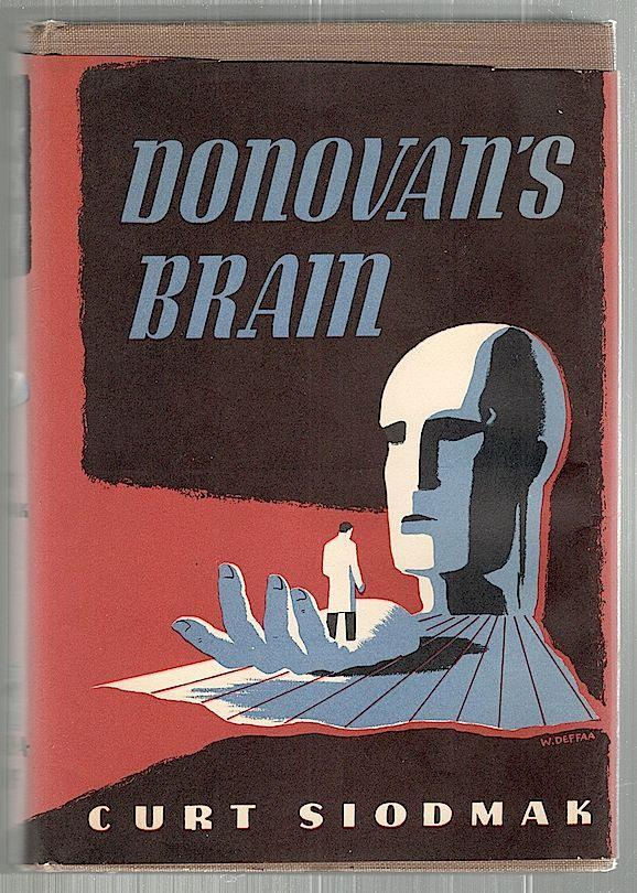 Donovan's Brain Siodmak, Curt