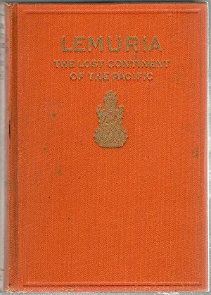 Lemuria; The Lost Continent of the Pacific: Cervé, Wishar S.