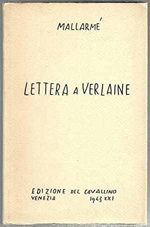 Lettera a Verlaine: Mallarmé, Stéphane