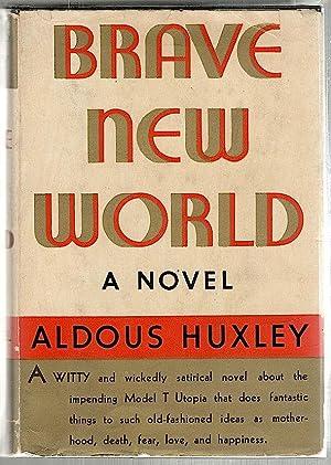 Brave New World; A Novel: Huxley, Aldous