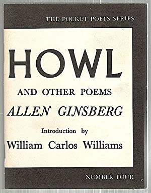 Howl; And Other Poems: Ginsberg, Allen