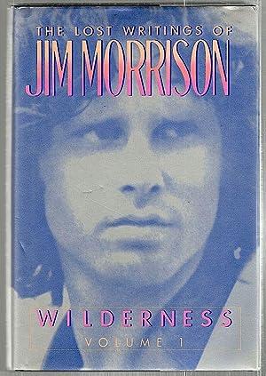 Wilderness; The Lost Writings of Jim Morrison: Morrison, Jim