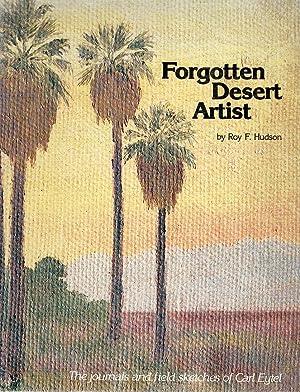 Forgotten Desert Artist; The Journals and Field: Hudson, Roy F.