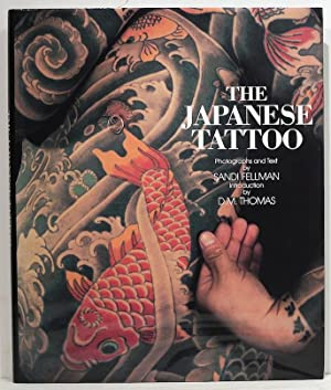 Japanese Tattoo: Fellman, Sandi