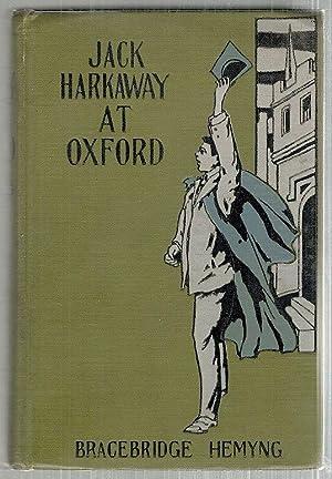Jack Harkaway at Oxford: Hemyng, Bracebridge