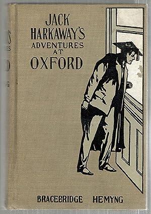 Jack Harkaway's Strange Adventures at Oxford; Being: Hemyng, Bracebridge