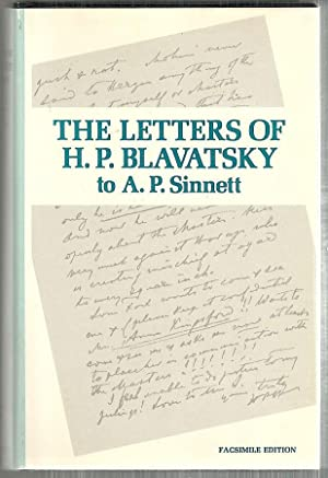 Letters of H. P. Blavatsky to A.: Barker, A. T.