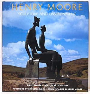 Henry Moore; Sculpture and Environment
