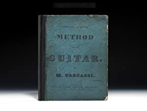 New and Improved Method for the Guitar: CARCASSI Matteo