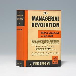 Managerial Revolution: BURNHAM James